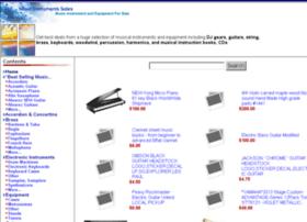 musicinstrumentssales.com