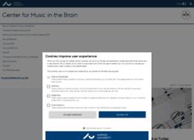 musicinthebrain.au.dk