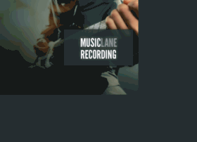 musiclanerecording.com