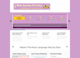 musiclearningworkshop.com