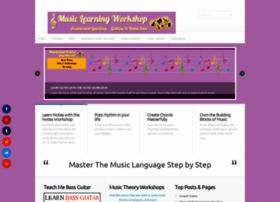 musiclearningworkshop.com