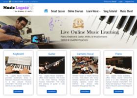 musiclegato.com