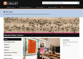 musiclib.princeton.edu