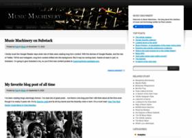 musicmachinery.com
