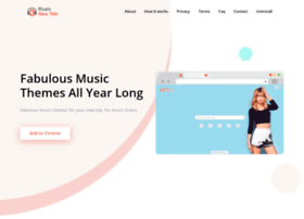 musicnewtab.com