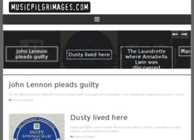 musicpilgrimages.com
