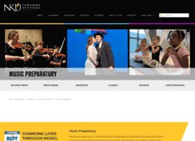 musicprep.nku.edu