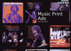 musicprintads.com