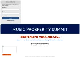 musicprosperity.com
