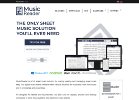 musicreader.net