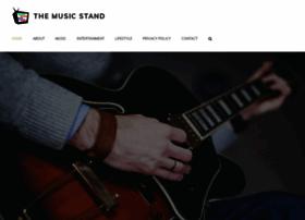 musicstandsalone.com