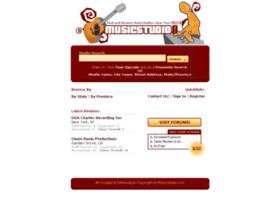 musicstudio.com