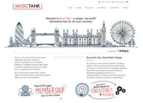 musictank.co.uk