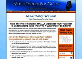 musictheoryforguitar.com