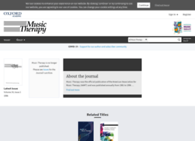 musictherapy.oxfordjournals.org