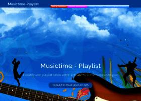 musictime-playlist.com