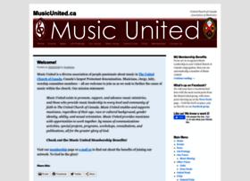 musicunited.ca