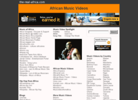 musicvideos.the-real-africa.com