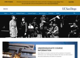musicweb.ucsd.edu