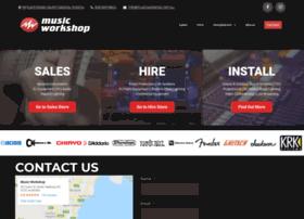 musicworkshop.com.au