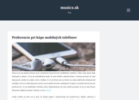 musicx.sk