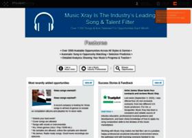 musicxray.com