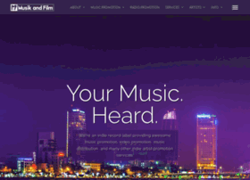 musikandfilm.com