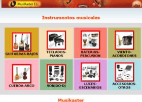 musikaster.com