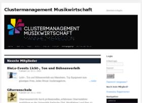 musikbranche-mannheim.de