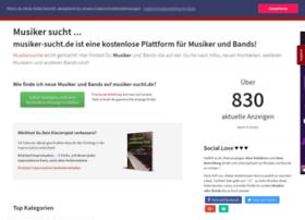 musiker-sucht.de