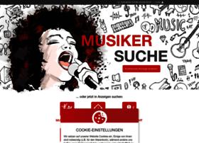 musikersuche.musicstore.de
