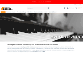 musikhaus-dassler.de