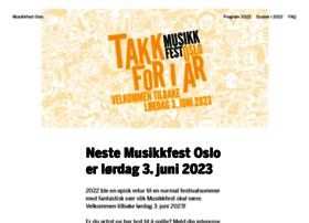musikkfest.no