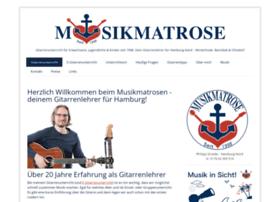 musikmatrose.de