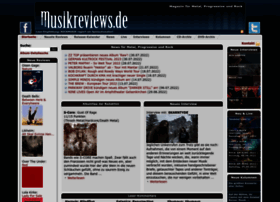 musikreviews.de