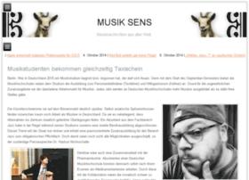 musiksens.de