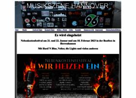 musikszene-hannover.de