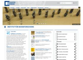 musikwissenschaft.uni-wuerzburg.de