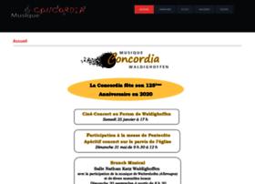 musique-concordia.com