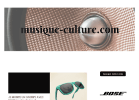 musique-culture.com
