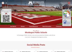 muskegonpublicschools.org
