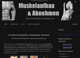 muskelaufbau-abnehmen.de