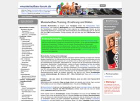 muskelaufbau-forum.de
