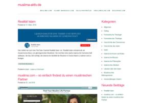 muslima-aktiv.de