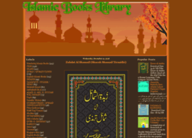muslimbooks.blogspot.com