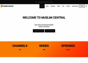 muslimcentralaudio.com