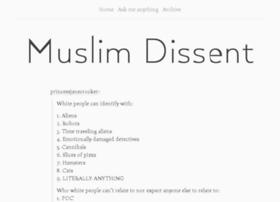muslimdissent.tumblr.com
