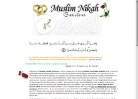 muslimnikahservices.com