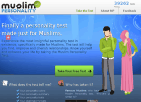 muslimpersonality.com