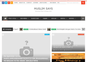muslims-says.blogspot.com